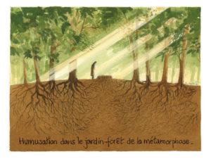 Jardin-forêt de la métamorphose