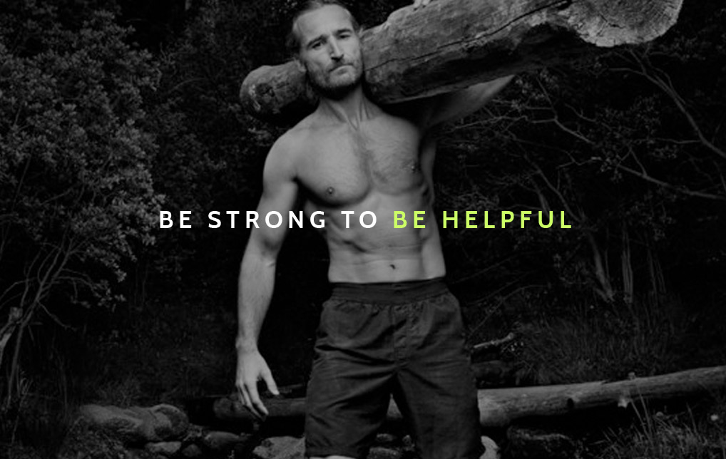 Votre condition physique est-elle utile ou utilisable? Et pourquoi c'est important.